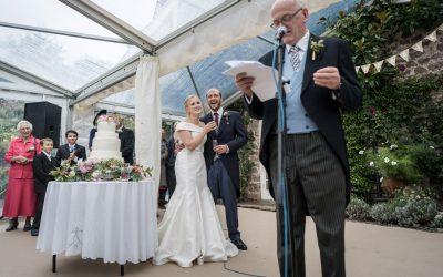 Monmouthshire Wedding in South Wales – Tabitha & Llywellyn