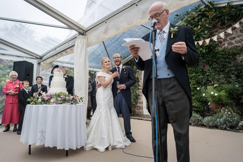 Monmouthshire wedding