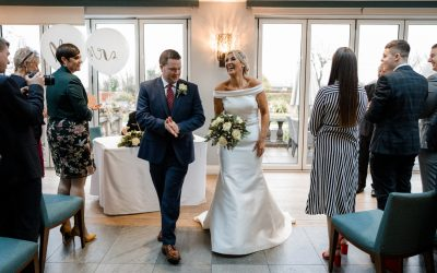 South Wales Wedding at Holm House – Claire & Ben
