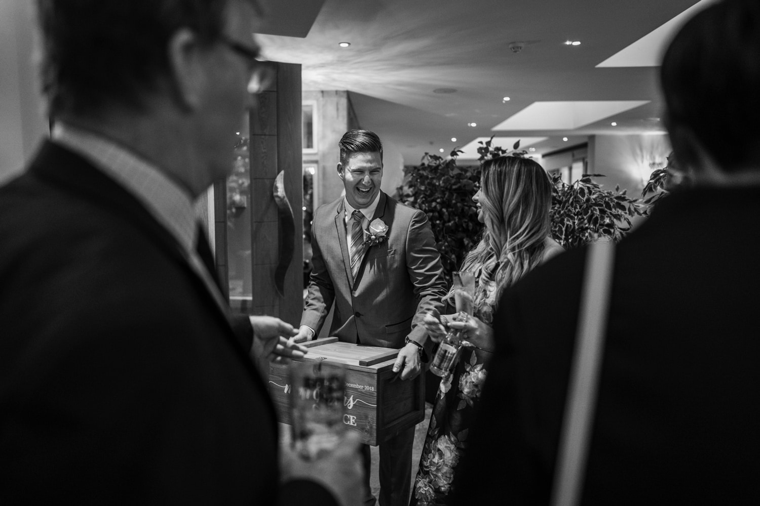 Wedding at Holm House in Penarth, South Wales