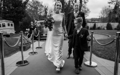 South Wales Wedding at DeCourcey's Manor – Craig & Kate