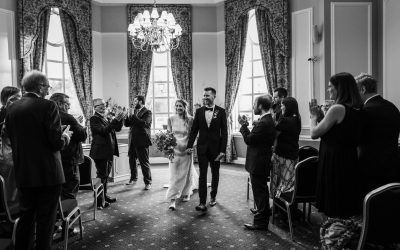 Cardiff City Hall Wedding – Ben & Hollie