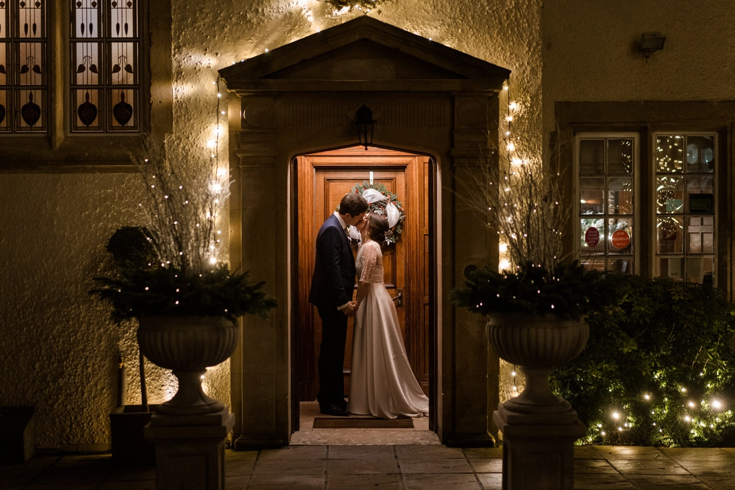 South Wales wedding at Holm House