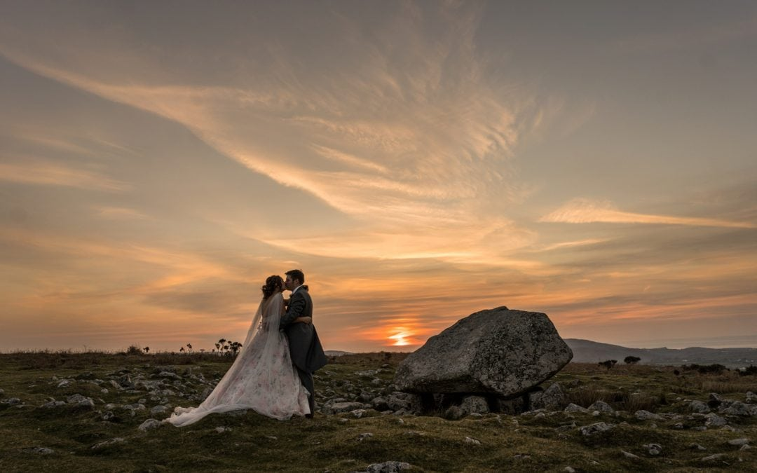 South Wales Wedding With The King Arthur Stone – Elinor & Matt