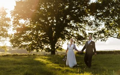 Monmouthshire Wedding Photography at Maesbrook – Caroline & Anthony