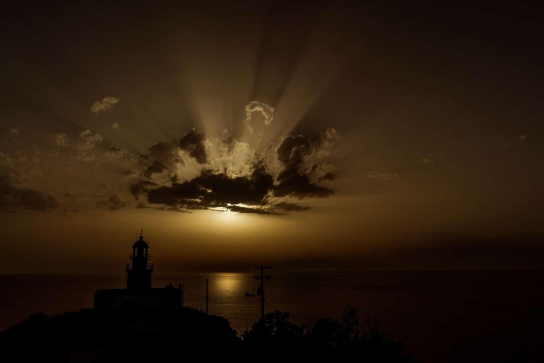 Santorini Wedding Photographer, Akrotiri Lighthouse