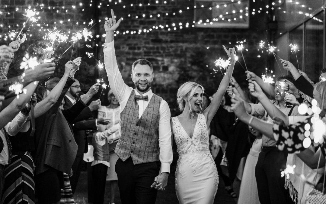 South Wales Wedding Photographer at Hensol Castle – Kate & Jason