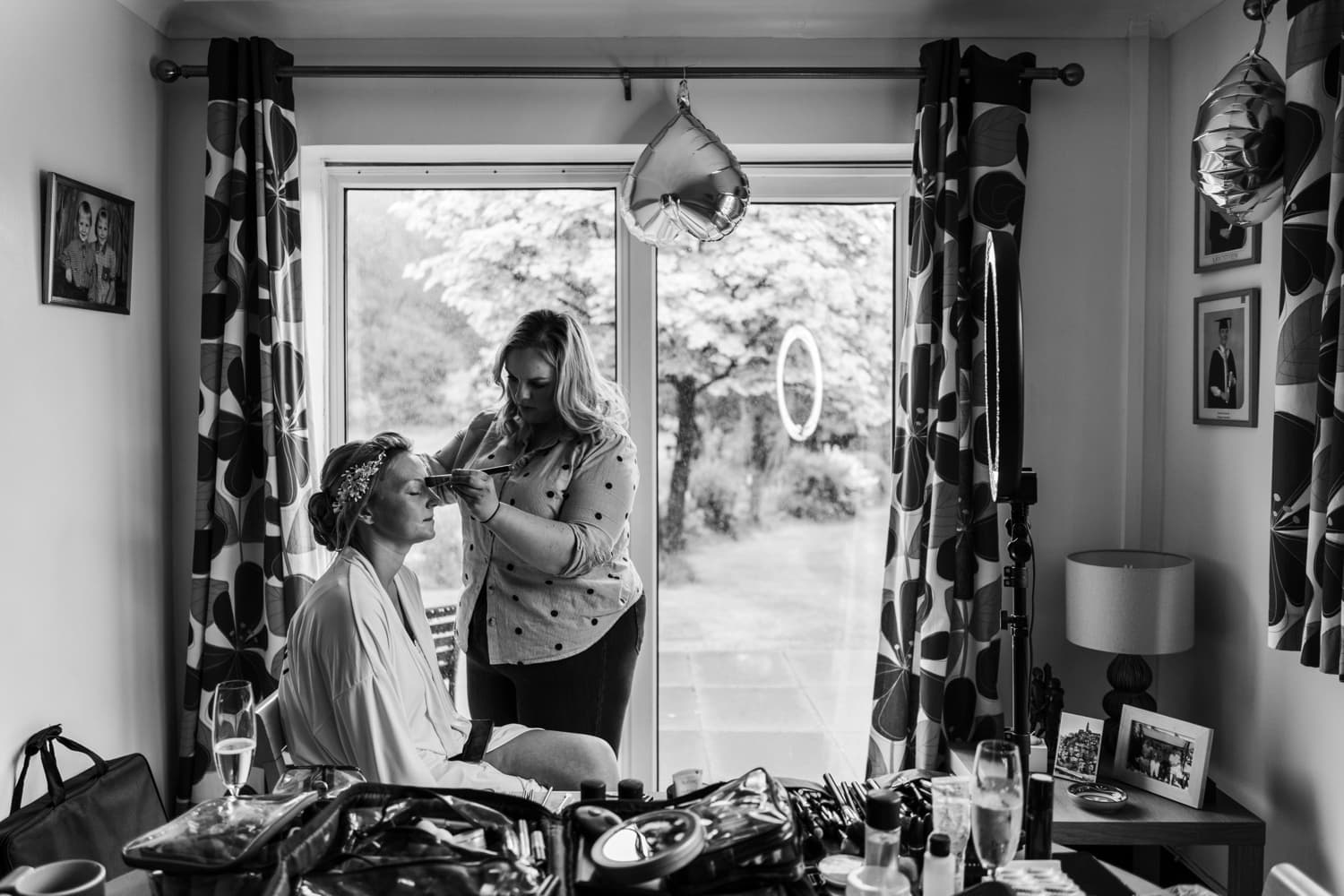 South Wales wedding photography at Llanerch Vineyard