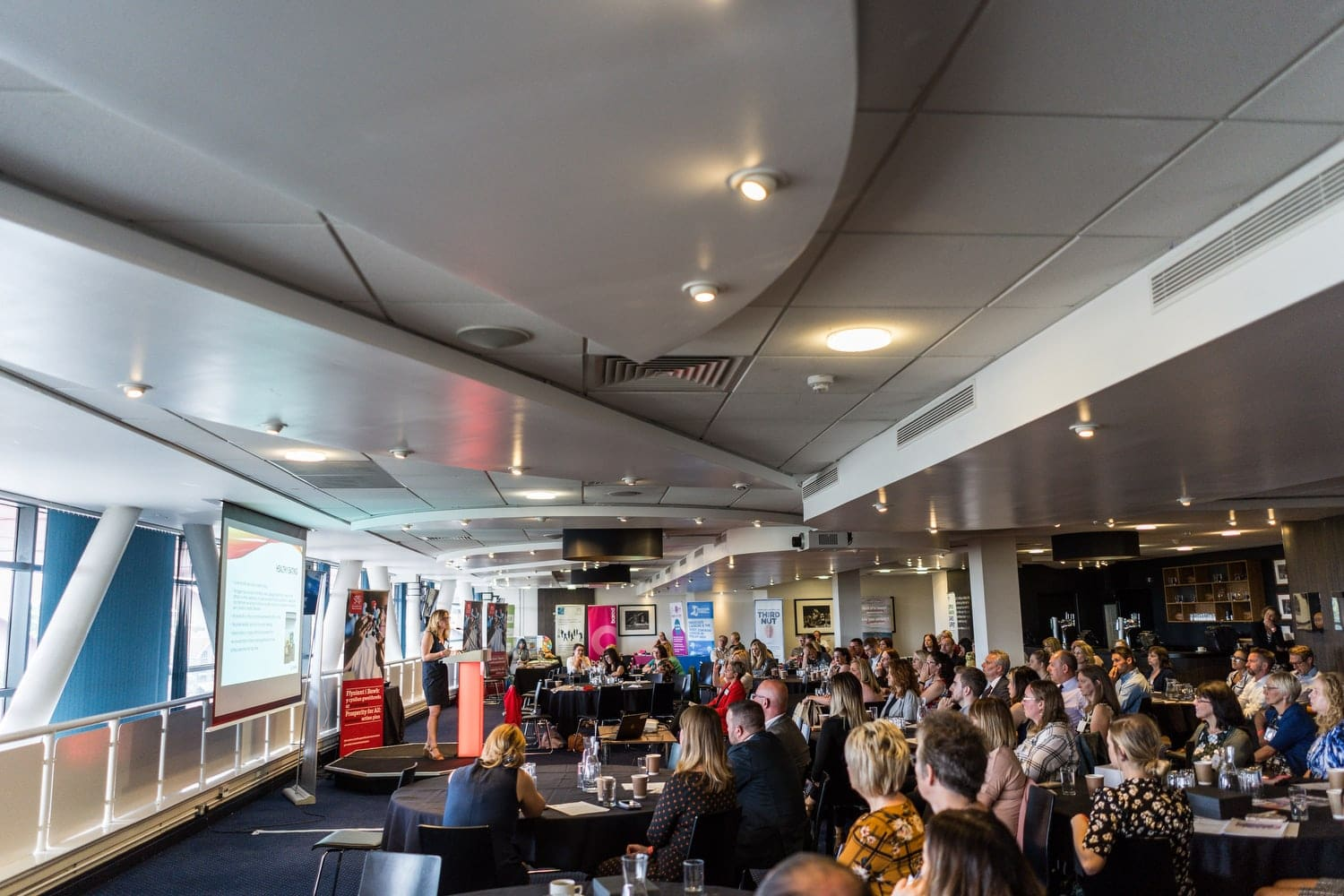 Cardiff business event photography