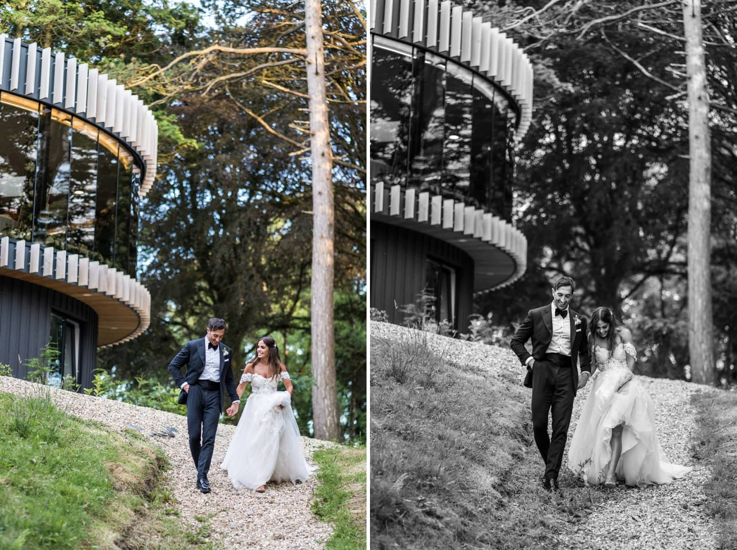South Wales wedding at Fairyhill
