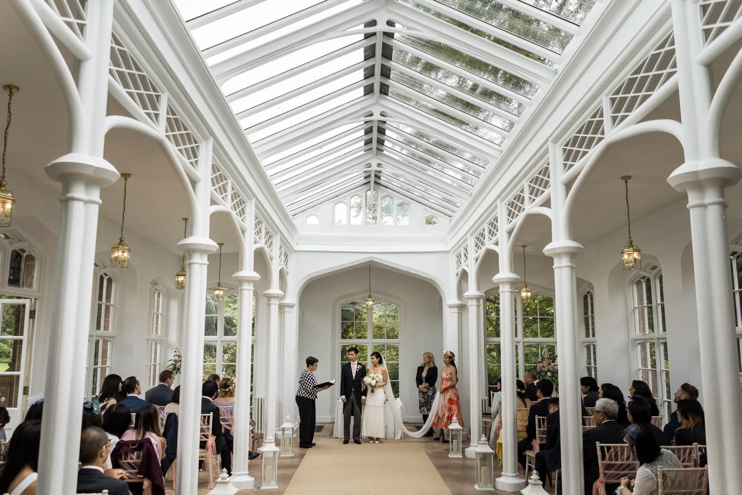 Orangery at St Audries Park