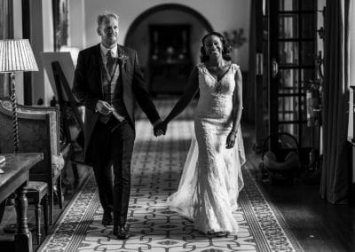 Llangoed Hall Wedding  – Ann & David