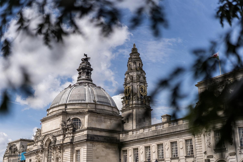 Mid Week Wedding at Cardiff City Hall & Castle