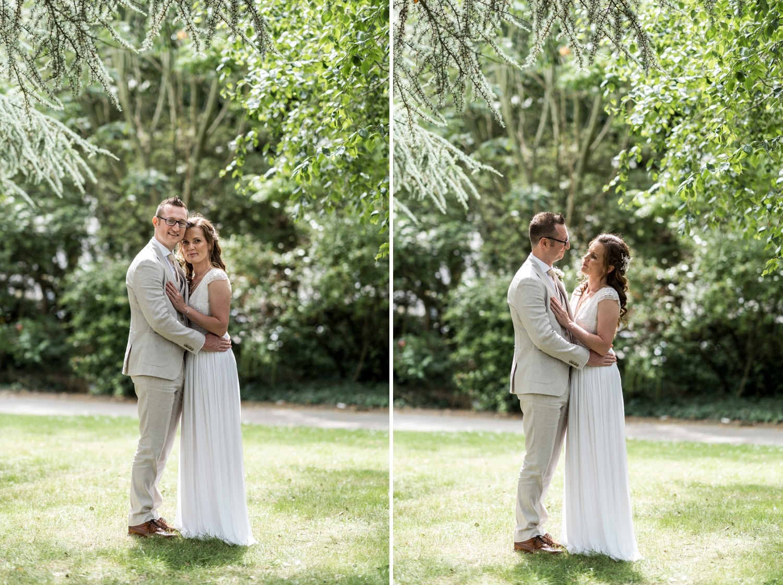 Wedding photography at Alexandra Gardens in Cardiff