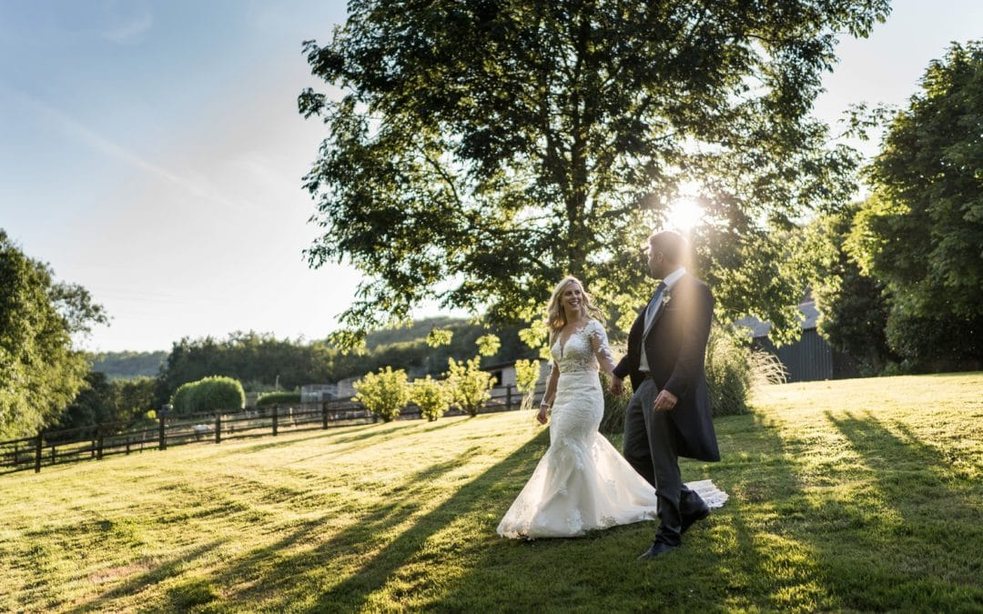 South Wales Marquee Wedding Photography – Sophie & Tom