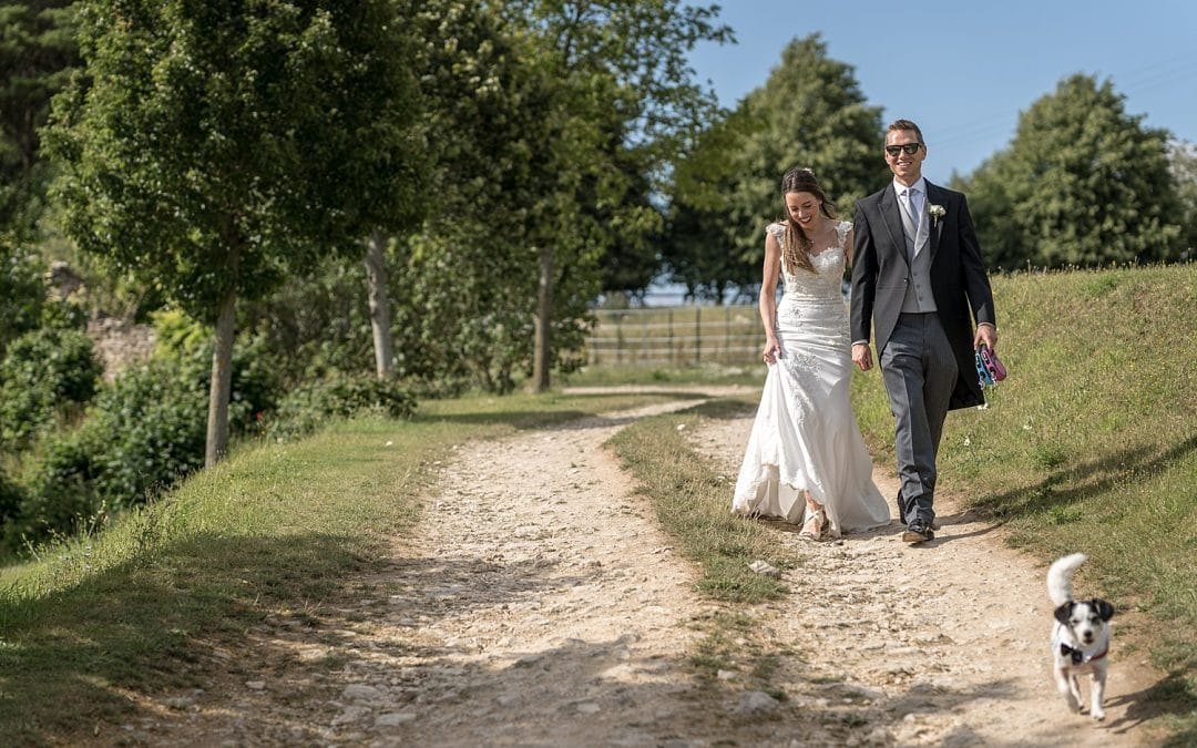 Cotswold Wedding Photography at Euridge Orangery – Hannah & Charlie