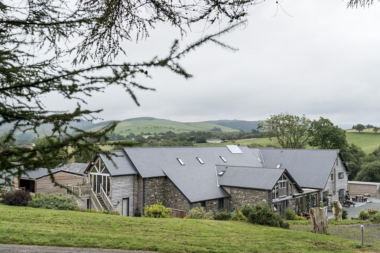 West Wales Wedding at Tynrhyd Retreat