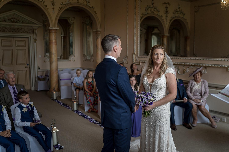 Nanteos marriage ceremony
