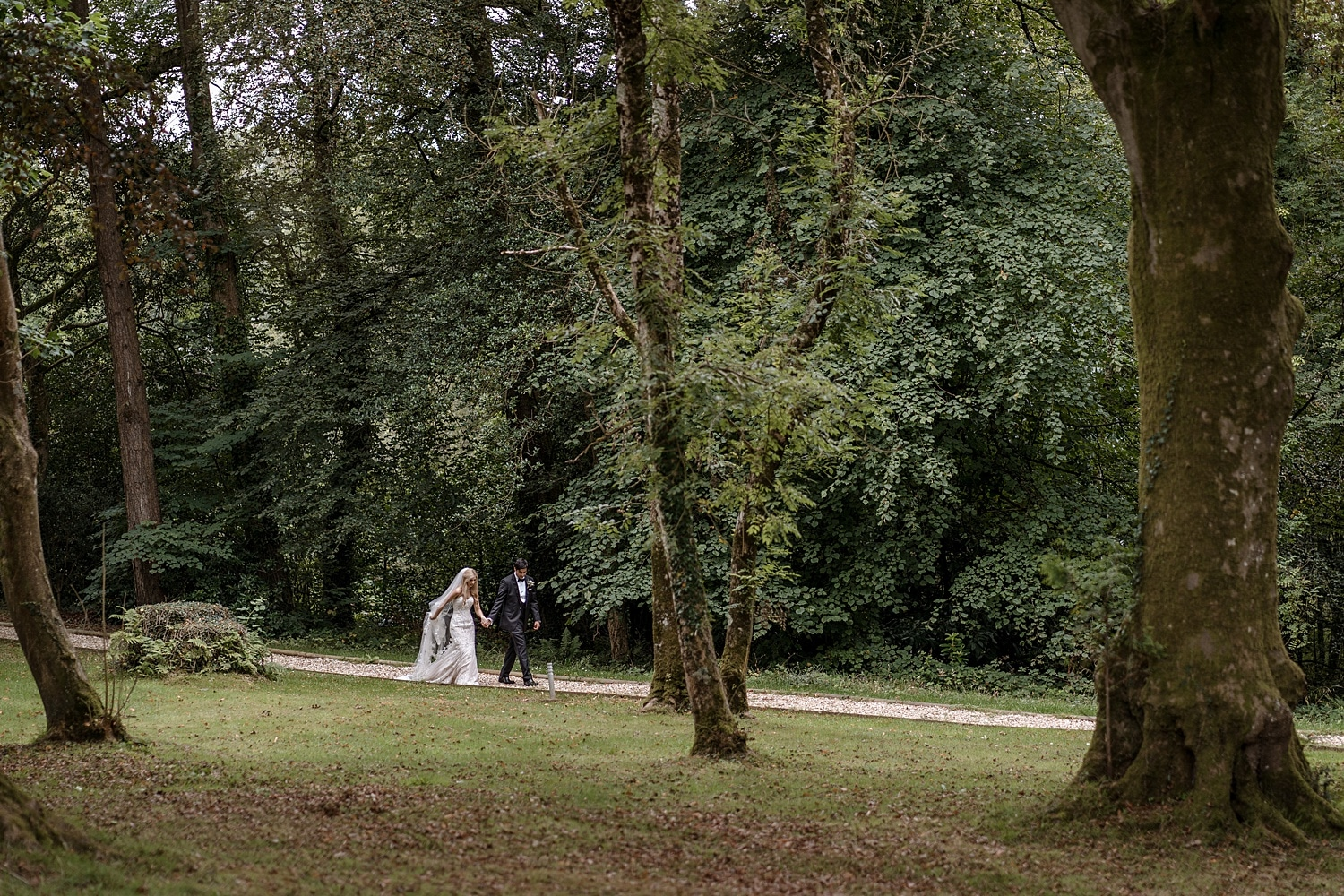 Wedding at Fairyhill