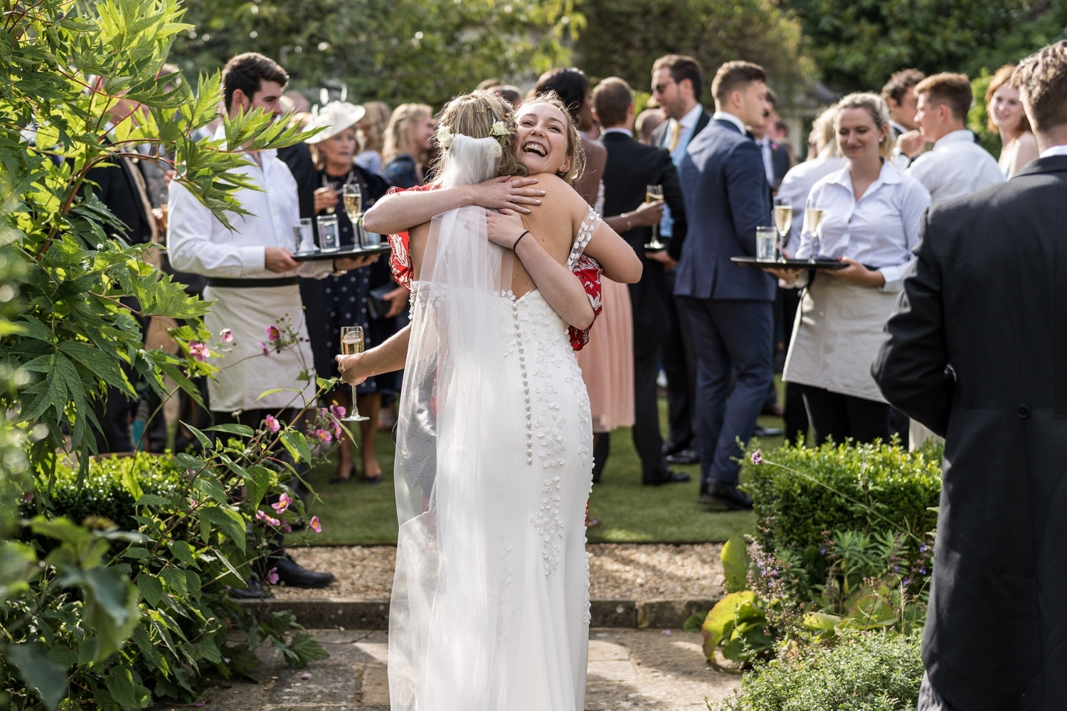 Cotswold wedding celebrations