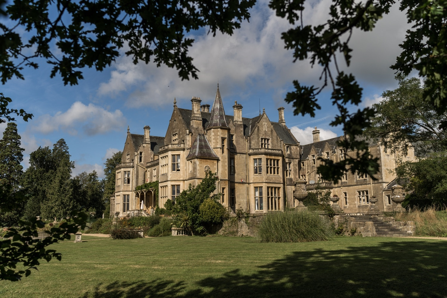 Orchardleigh House, Somerset