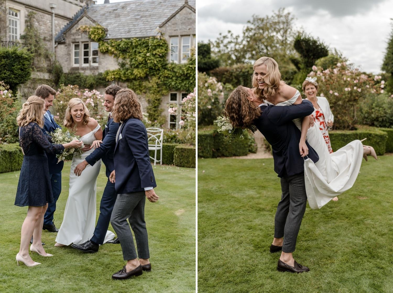 Wedding at Euridge Manor