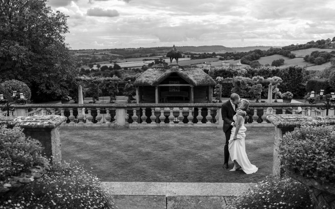 Cotswold Wedding Photography at Euridge Manor – Nick & Louisa