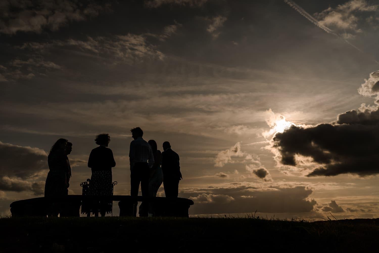 Silhouette at Euridge Manor