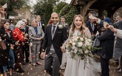 Hannah & Janu's St Tewdrics House Wedding