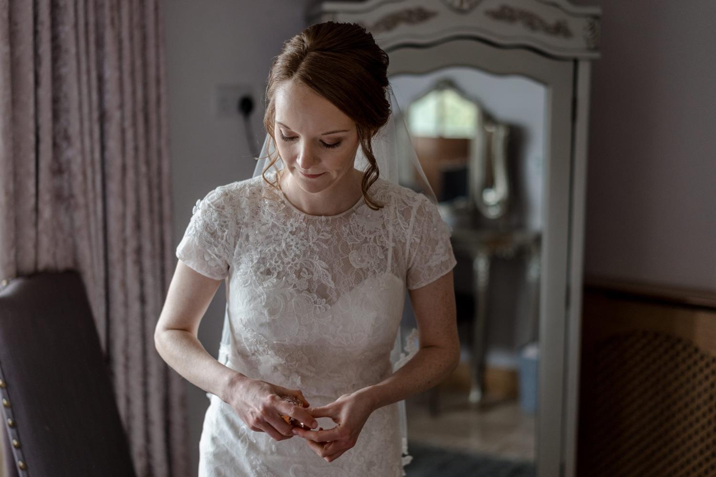 South Wales bride