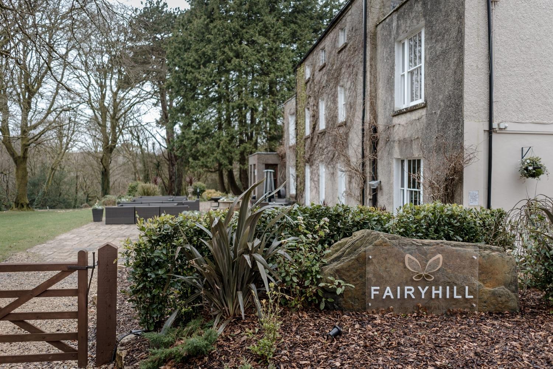 Fairyhill wedding venue in South Wales