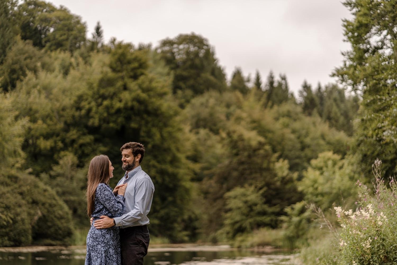 postponed wedding shoot