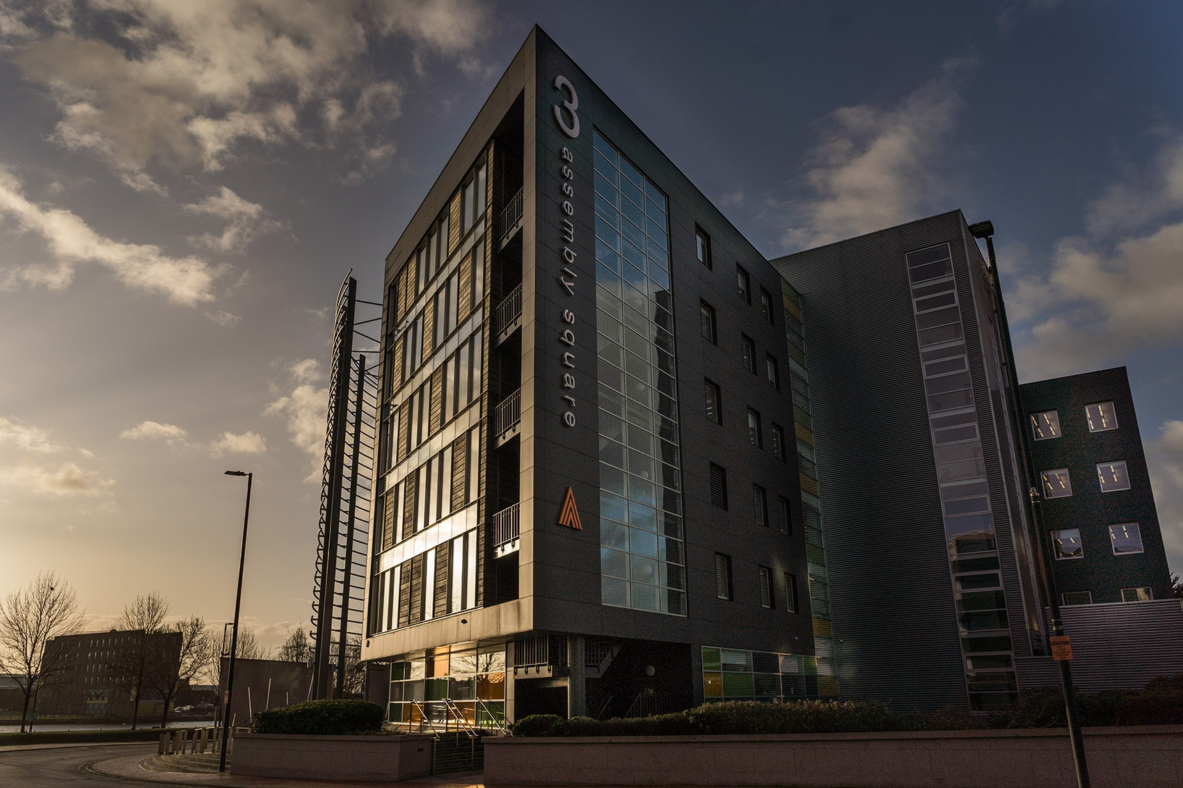 Cardiff commercial property photography