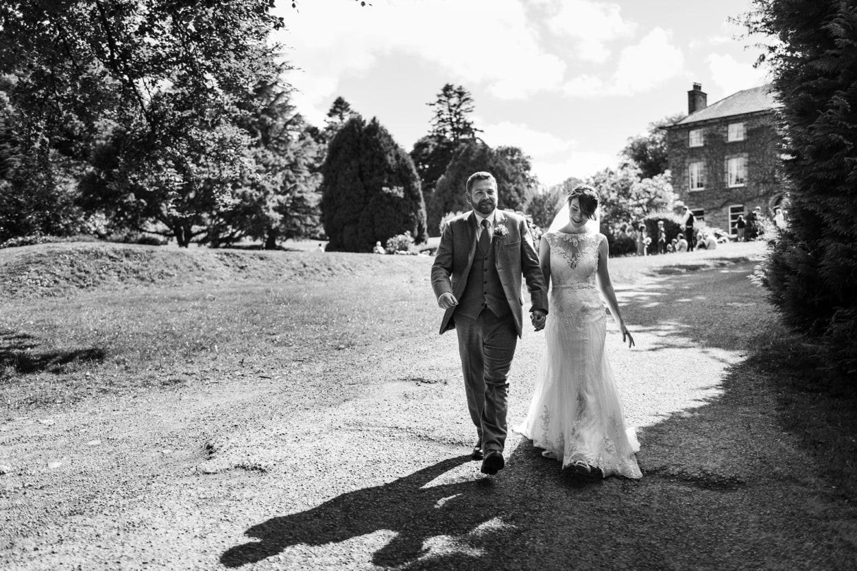 Castell Malgwyn : Hammet House wedding photography