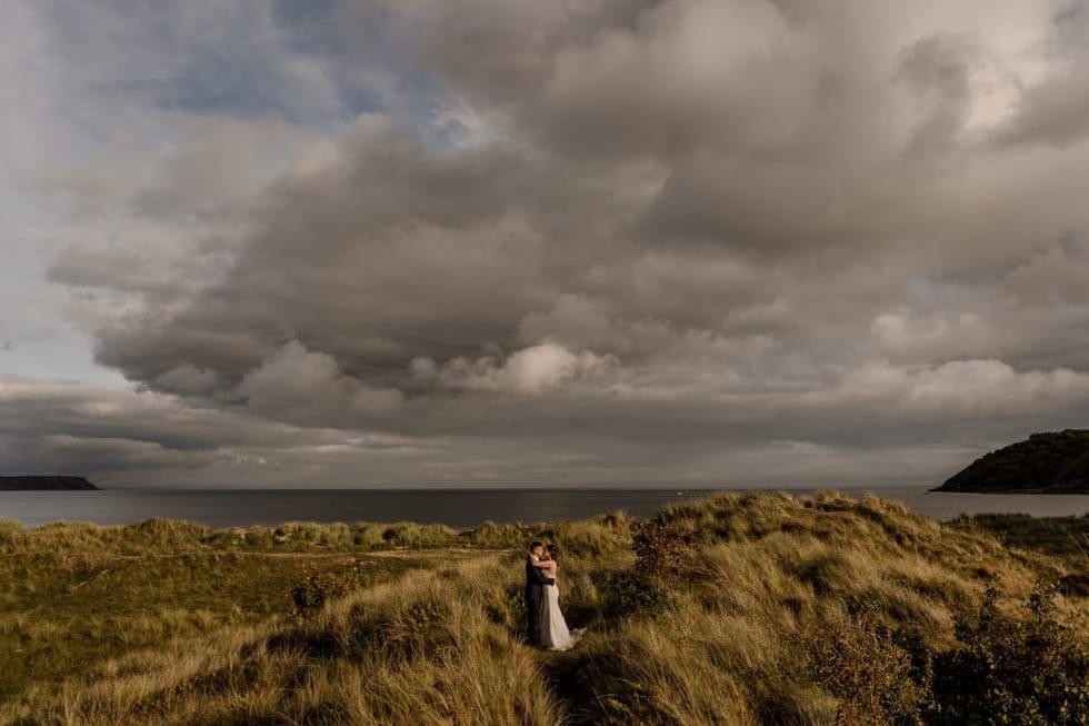 Oxwich Bay Wedding Photography