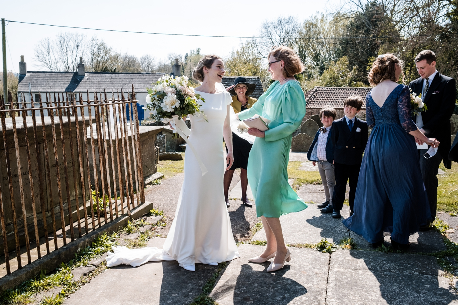 Restricted number of guest allowed at covid micro wedding celebrate