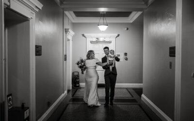 Cardiff City Hall Wedding – Cara & Luke
