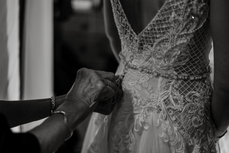 Bridal dress hook