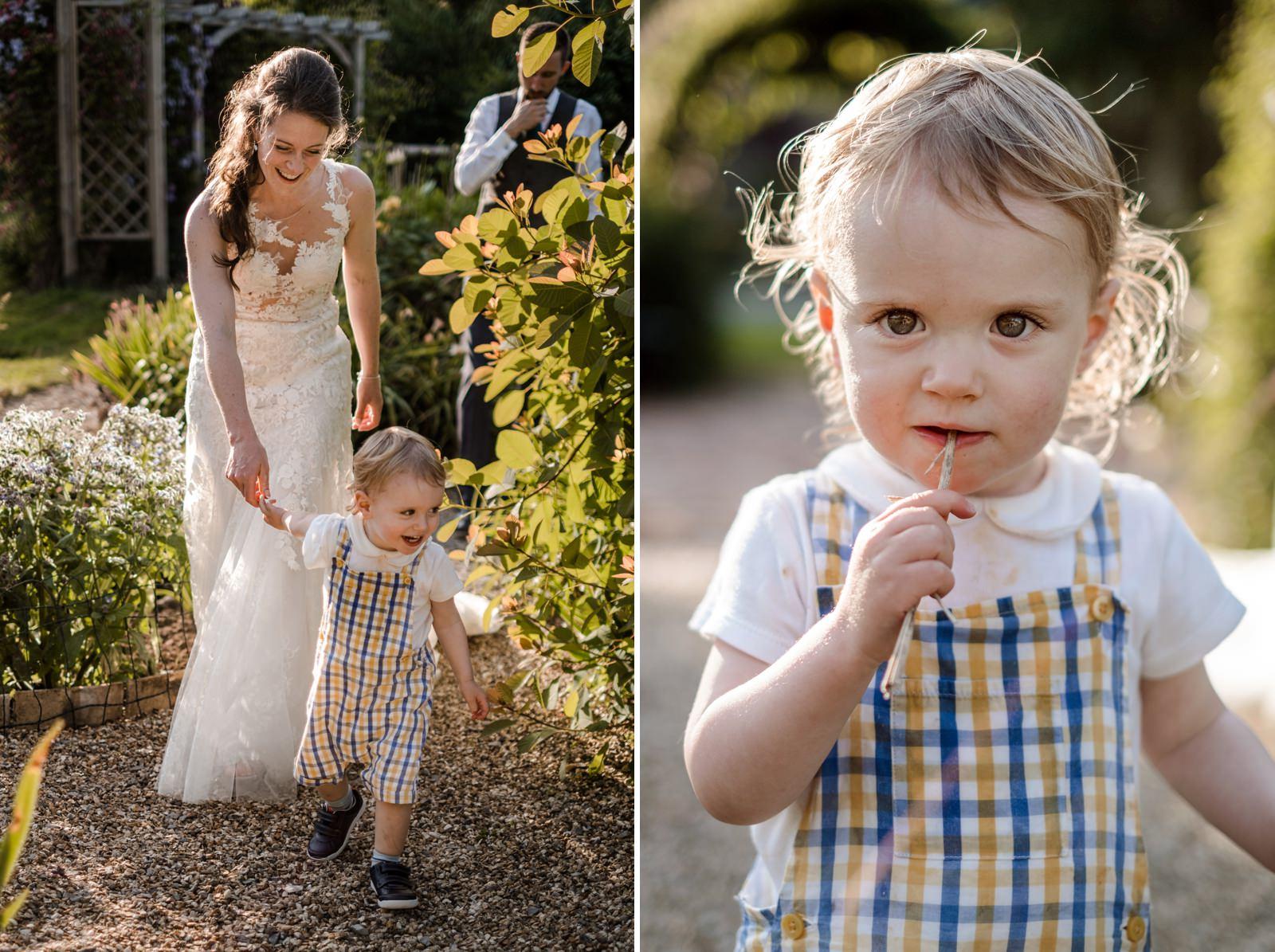 wedding reception at Gants Mill, Somerset