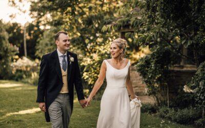 Great Tythe Barn Wedding, Cotswolds – Nali & Alex
