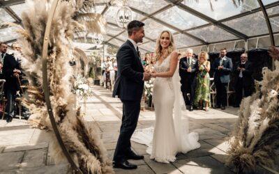 Gileston Manor Wedding Photography, South Wales – Kara & James